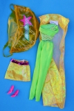 Barbie outfit 1986 #3390 Rock Stars Fashions 3390