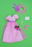 Skipper outfit 1984 Wedding Party #7964 bridesmaid dress
