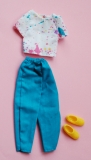 Skipper outfit 1987 #4534 Bright n Breezy Fashion