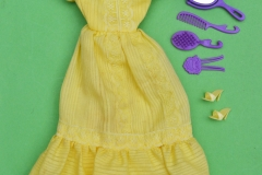 Barbie outfit 1981 Magic Curl doll