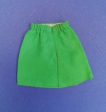 Barbie outfit 1974 #8180 Mix n Match European Exclusive, green skirt