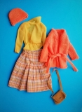 Barbie outfit 1975 #7181 Rainy Weekend