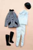 Barbie outfit 1976 #9423 1