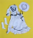 Barbie outfit 1980 Western Superstar doll