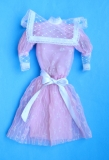 Barbie outfit 1985 Heart Family mother's dress, Spanish Exclusive, variation issued by Congost