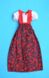 Barbie outfit 1974 German Francie (busy hands), European excl