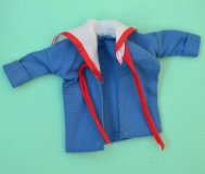 Barbie outfit 1976 #9420 Segel Regatta, jacket only