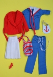 Barbie outfit 1976 #9420 Segel Regatta