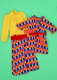 Barbie outfit 1976 #9424 Chic in Hosen, European Exclusive, skirt elastics stretched out, otherwise excellent