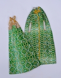 Barbie outfit 1977 #9469 Elegance Green Brocade, European Exclusive