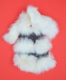 Barbie outfit 1979 #2900 European Exclusive, real fur coat, European exclusive