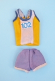 Barbie outfit 1983 Jogging doll