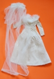 Barbie outfit 1974 #7976 Nozze Felize, European exclusive