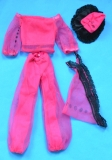 Barbie outfit 1978 2256 Atelierfest European Exclusive