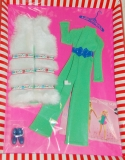 Barbie outfit 1971 3439 Wild Things