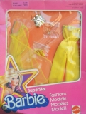 Barbie outfit 1978 2480 Sunny Yellow Shine for Nighttime NRFB