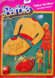 Barbie outfit 1984 #4823 Twice As Nice
