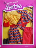barbie outfit 1976 #9424 Chic in Hosen