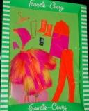 barbie outfit 1970 1766 Francie Wild Bunch MOC