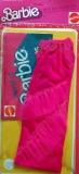 barbie outfit 1978 2223 best buy pink dress MOC, package has wear
