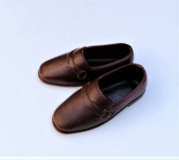 Ken shoes loafers brown