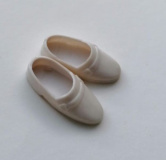 Ken shoes loafers (taiwan) white