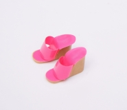 Barbie shoes wedges (korea) pink from Shoe Scene #3382
