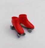 Barbie shoes skates 1964 PAK