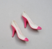 Barbie shoes skinny pumps Day to Night