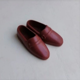 Ken shoes loafers (taiwan) brown