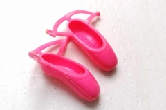 barbie shoes ballerina