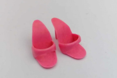 Barbie shoes OT heels (philippines) pink