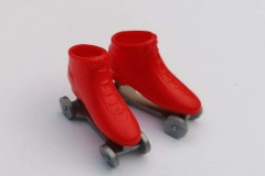 Barbie shoes skates 1964 PAK