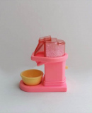 Barbie 1988 Action Accents windup Popcorn Maker