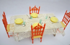 Barbie furniture 1970 5