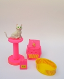 Barbie animals cat Fluffie