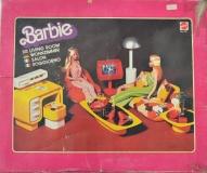 Barbie furniture 1978 Dream Furniture Living Room 1