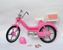 Barbie furniture 1983 play set Motor Bike