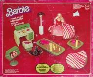 Barbie furniture 1978 Dream Furniture living room green and pink (1) - Copy