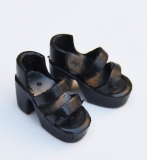 Daisy Quant shoes sandals black