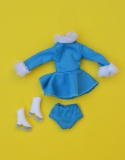 Daisy outfit Skater doll, with undies and skates