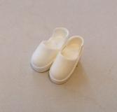 Daisy quant shoes clogs white