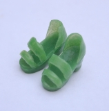 Daisy Quant shoes sandals green Rio