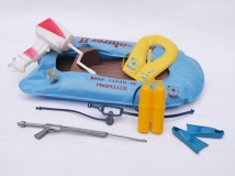 Daisy doll Z Havoc Inflatable Boat Pack