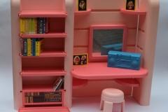 Fleur playset furniture pink 1
