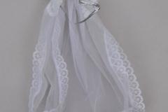 Fleur acc outfit doll Brides Happiness  veil