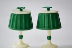 Fleur playset furniture bedside lamps