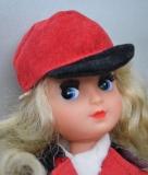 a Fleur doll Amazone 2 closeup