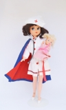 a Fleur doll Baby Nurse with baby