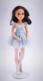 a Fleur doll Ballerina, one ankle, one knee doesn't hold pose,